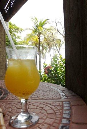 Ylang Ylang Restaurant: Passionfruit Juice