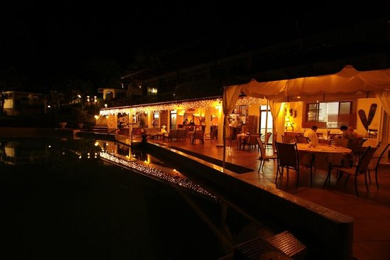 Cristal Ballena Boutique Hotel & Spa: Restaurant