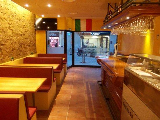 Restaurante la pizzeria di gianluca en sant just desvern - Tiempo en sant just desvern ...