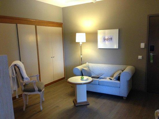 Alasia Hotel: suite