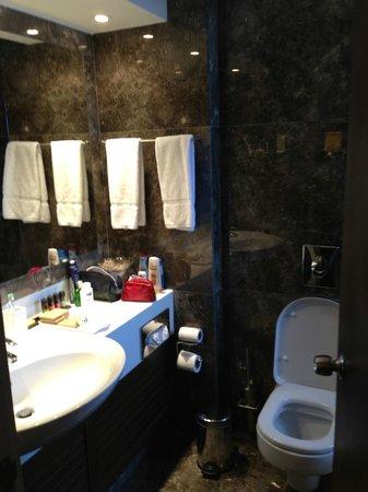 Alasia Hotel: bathroom