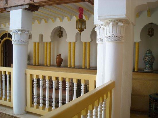 Riad Habib: le  1er étage