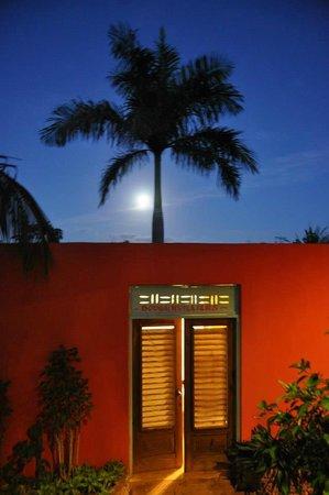 La Loma-Cita: Lors de la pleine lune, la chambre Bougainvilliers