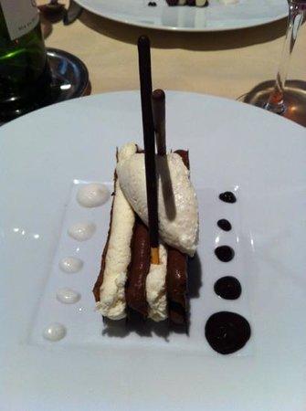 L'Auberge: yummy desert