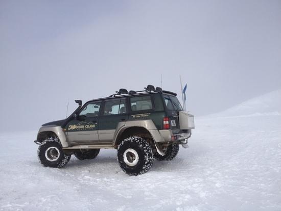 Midgard Adventure: Meeting Eyjafjallajökull