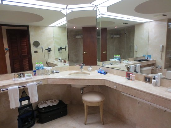 Swissôtel Lima: The bath