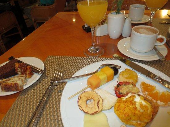 Swissotel Lima: Fabulous breakfast buffet selections
