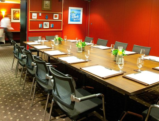 Bolton Hotel Wellington: Private Dining in ARTISAN restaurant + bar