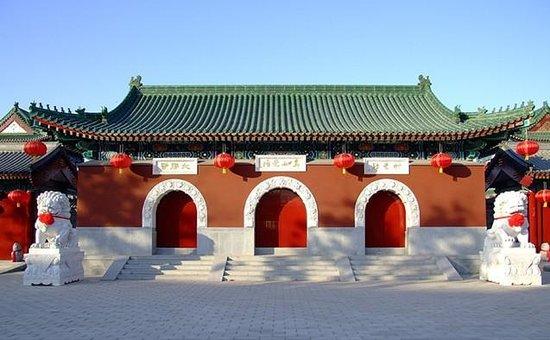 Dabei Buddhist Monastery (Dabeiyuan)