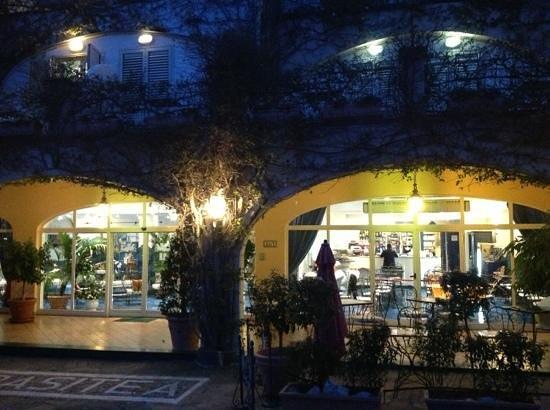 Positano Art Hotel Pasitea: HOTEL PASITEA POSITANO