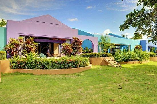 Alma del Pacifico Beach Hotel & Spa: Exteriors of our beachfront villas