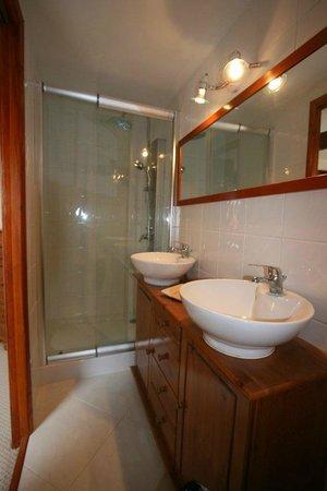 Au Petit Bled : Double room ensuite