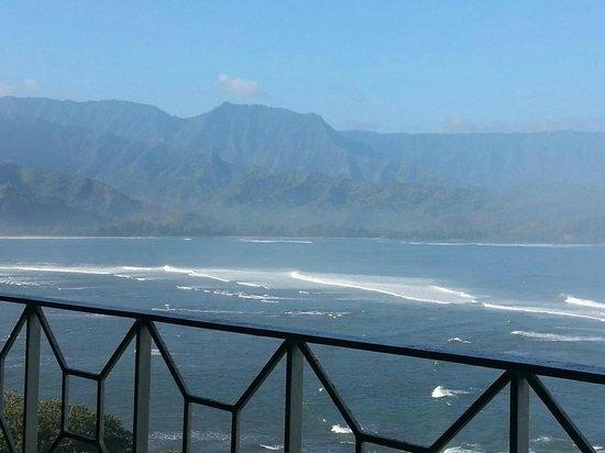 St. Regis Princeville Resort: view from room