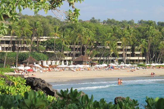 Mauna Kea Beach Hotel, Autograph Collection: we enjoyed staying in this wing