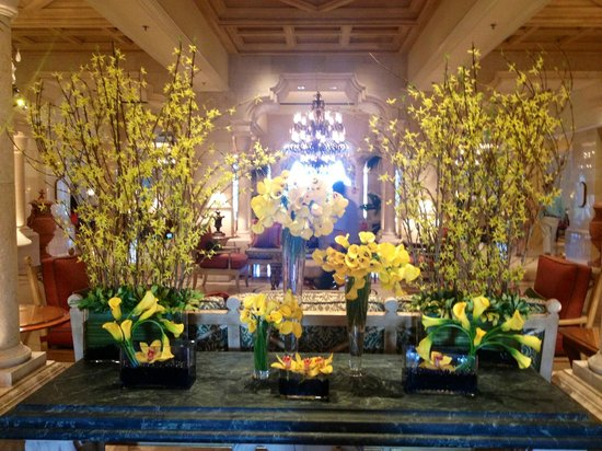 The Ritz-Carlton Orlando, Grande Lakes: Hotel lobby