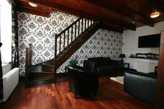 Au Petit Bled : Lounge