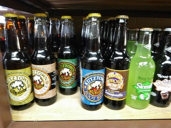 Old Town Rootbeer Company: not just rootbeer