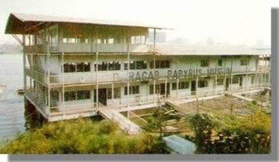 Dr. Ragab Papyrus Institute Photo