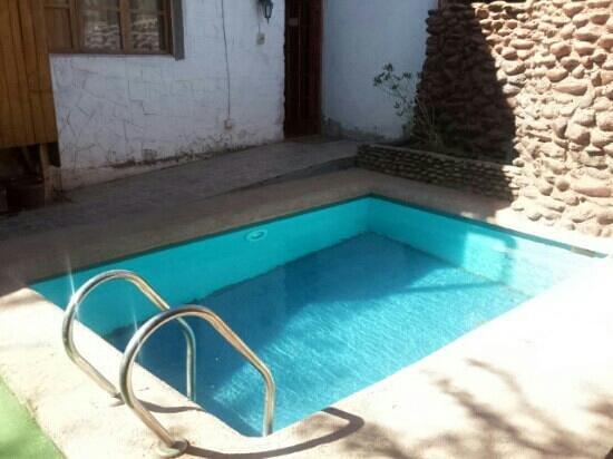 Hotel Geiser del Tatio: The pool