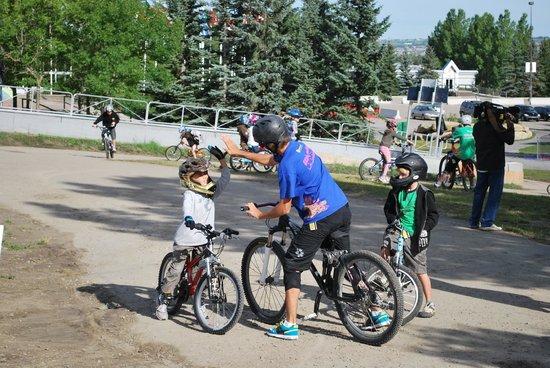 WinSport: High Five Mountain Biking