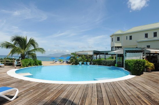 Nelson Spring Beach Resort: The Infinity Pool
