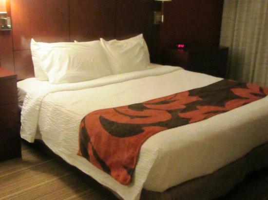 Residence Inn Canton : Bedroom 2