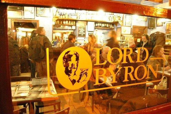 Cafe Lord Byron