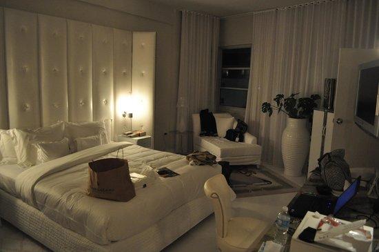 """Delano South Beach Hotel: suite """"Ocean View"""""""