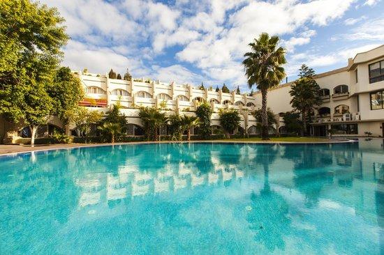Zaki Hotel: pool