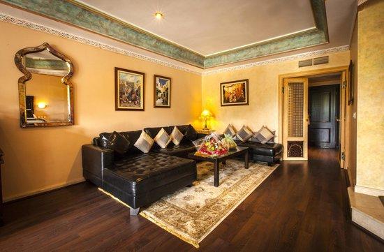 Zaki Hotel: suite
