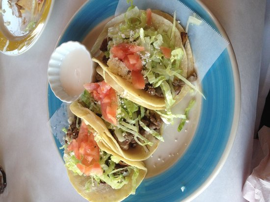 La Esperanza Mexican Restaurant: Steak tacos