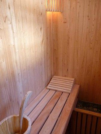 Hotel Costa Rica: Sauna