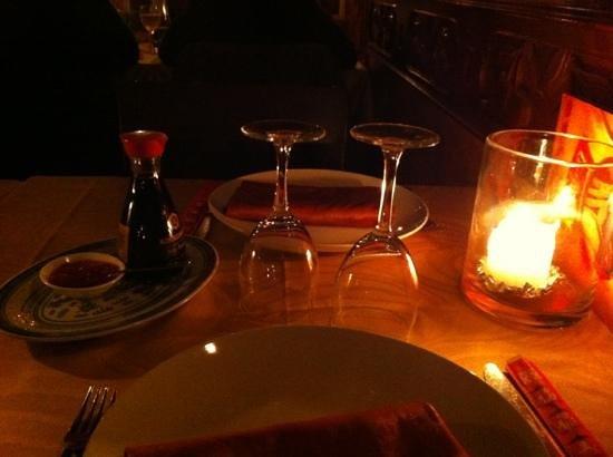 Yin Tao Chinese Restaurant: atmosfera
