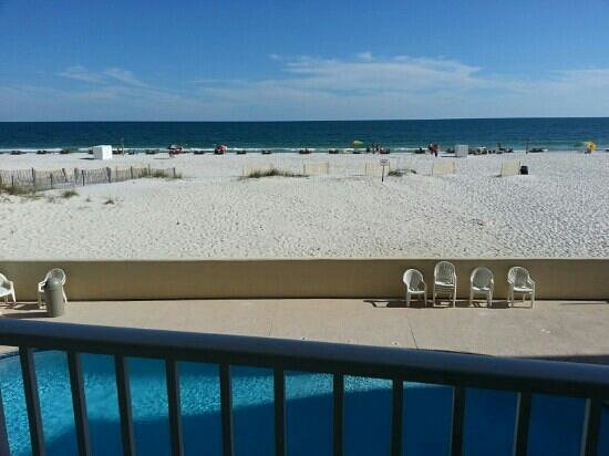 Clearwater Condominiums : view from unit 1c