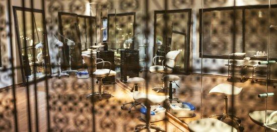 Zaki Hotel: Le salon de coiffure