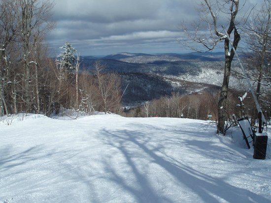 Killington Resort: Beautiful, empty slopes