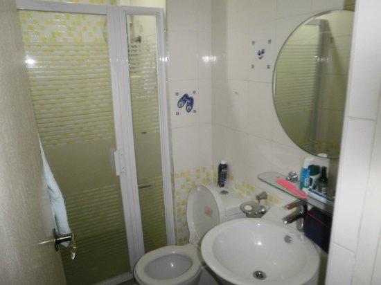 GreenbeltRadissons: bathroom