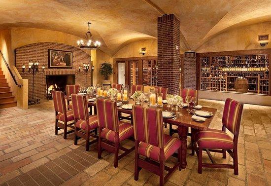 Bacara Resort & Spa: Wine Cellar