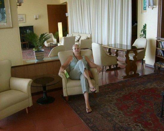 Hotel Continental: SALA DE ESTAR