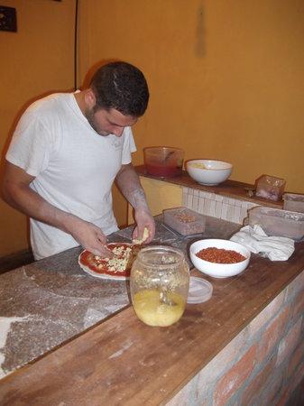 Real Italian Pizza: pomodoro originale