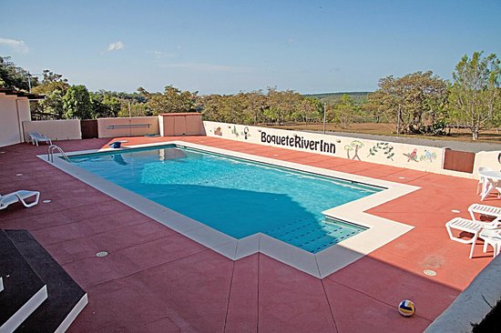 Boquete River Inn: Pool