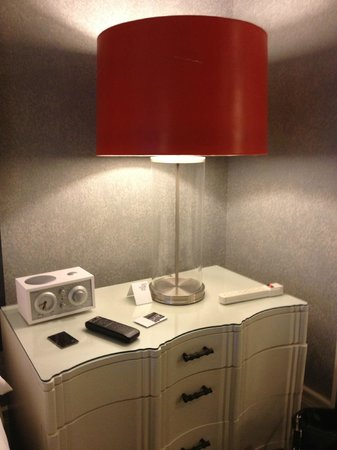 W Atlanta - Buckhead: large lamp