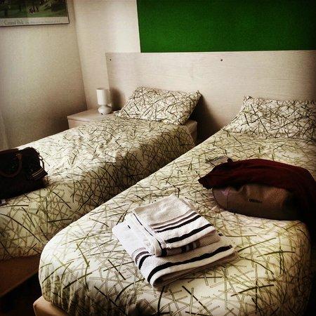 Ai Montecchi B&B: Our Room (Emerald)