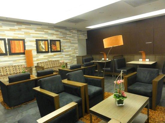 Holiday Inn Express Bogota: Recepção