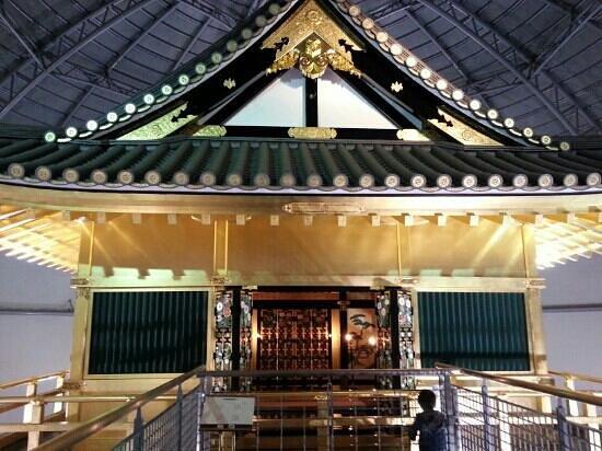 Nobunagano Yakata : 6階部分
