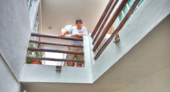Hotel Xbulu-Ha: Juan Carlos