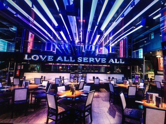 Hard Rock Cafe Santiago Telefono