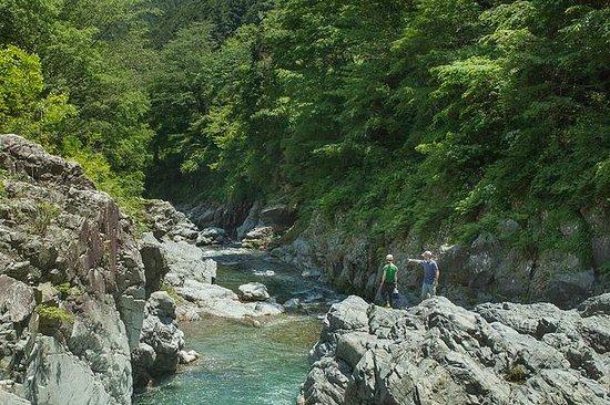 Akigawa Gorge