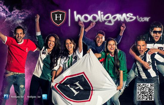 Hooligans Bar