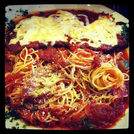 Mister P Pizza and Pasta